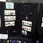 March 2011 NEACA Craft Show - Cotton Ridge Pottery