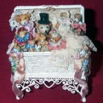 Bear Toy Box by Lynn McEntire