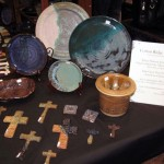 December 2007 NEACA Show - Pottery & Crosses