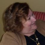 Lynn McEntire, April 2010