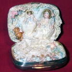 Sterling Silver Baby Box by Lynn McEntire