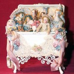 Victorian Toy Box by Lynn McEntire