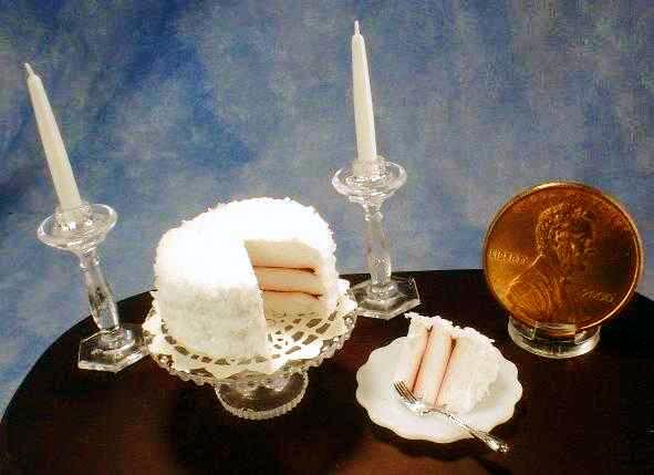 Miniature Sliceable Cakes Project Cotton Ridge Create