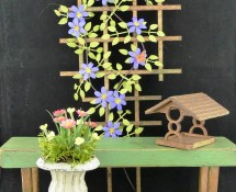 Miniature Garden Furniture & Accessories by Kathryn Depew