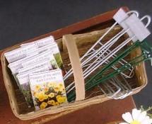 Miniature Garden Accessories by Kathryn Depew