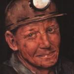 Coalminer by Caroline McFarlane-Watts