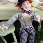 Mad Hatter Doll by Marla Gilbert 600