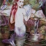 Mermaid by Caroline McFarlane-Watts