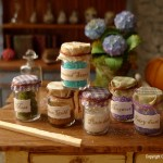 Miniature Magic Jars by Pixie Dust Miniatures