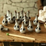 Miniature Poison Bottles by Pixie Dust Miniatures