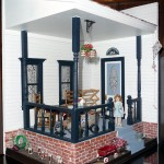Miniature Porch by Kathryn Depew
