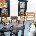 Miniature Porch by Kathryn Depew - Close