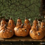 Miniature_Enchanted Pumpkins by Pixie Dust Miniatures