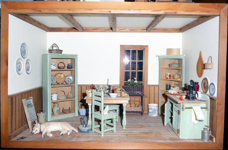 Great Old Fashioned Kitchen By Kathryn Depew U2013 Current Scene