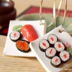 Sushi_Earrings_by_Hummingbird_Miniatures