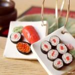 Sushi_Earrings_by_Hummingbird_Miniatures