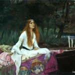 The_Lady of Shallot by Caroline McFarlane-Watts