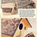 Woodburning Projects by Hobby Lobby