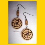 Aloha Earrings by Amy Rabold
