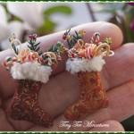 Christmas Stockings by Teresa Martinez