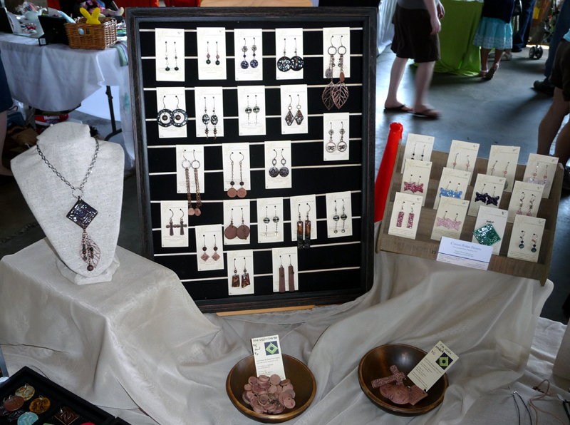 Jewelry Display Stands For Craft Shows