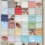 Miniature Quilt by Silvia Bolchi