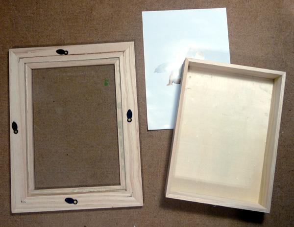 1 take the shadow box - Diy Shadow Box Frame