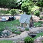 Garden Railway - Mill