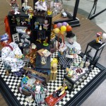 Miniature Clown Shop by Sharon Suddeth
