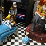 Miniature Clown Shop by Sharon Suddeth - Close 1