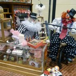 Miniature Clown Shop by Sharyn Wood