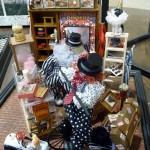 Miniature Clown Shop by Sharyn Wood - Side