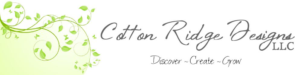 Cotton Ridge Designs, LLC Banner Logo