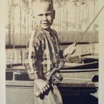 Big Fisherman Original Drawing by Michael Graham