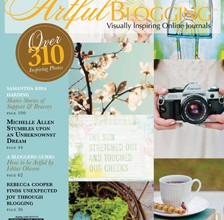 Artful Blogging Magazine Autumn 2012 Review