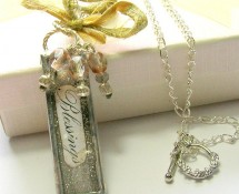 Blessings Pendant by Sue Graham