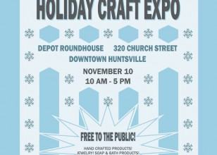 NACrafters Holiday Craft Expo 2012 Flyer