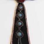 Necktie Necklace by Khatuna Zarandia-algar