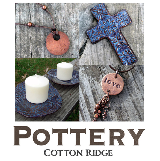 Cotton Ridge Pottery Logo