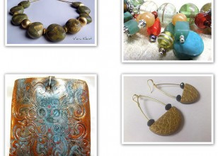 Stoneware Clay Jewelry Inspiration Featured Image