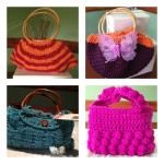 Crocheted Handbags by Vicky's Handcrafted Designs