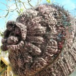 Hand Knit Hat by Maria Stechschulte