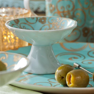 Rosanna Arabesque Dipping Dish Set
