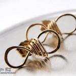 14K Gold Filled Stud Earrings by Rita Sunderland