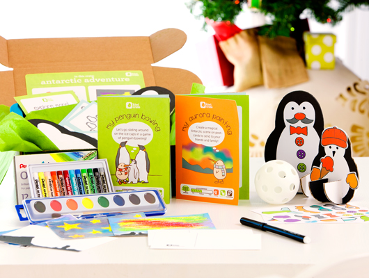 Kiwi Crate Subscription Review Activities For Kids