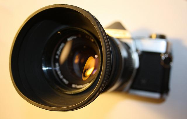 Camera by potzuyoko on Flickr