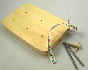Craft dee bow making tool 1