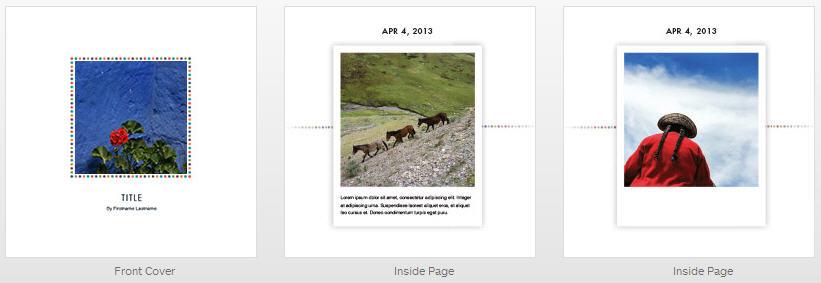 Blurb Catalina Designer Book