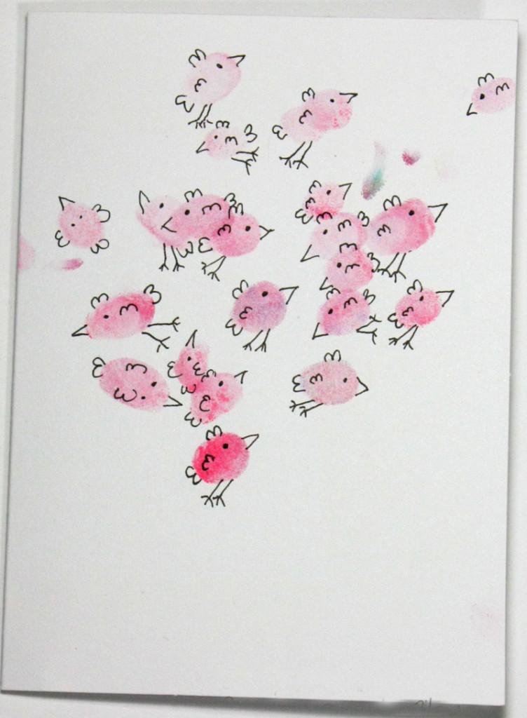 Fingerprint Birds