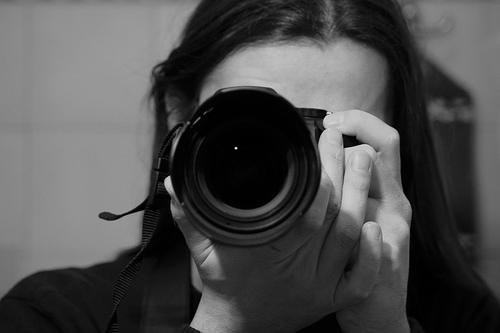 big eye by Stefano Mortellaro on flickr